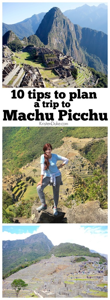 10 Tips to Plan a Trip to Machu Picchu