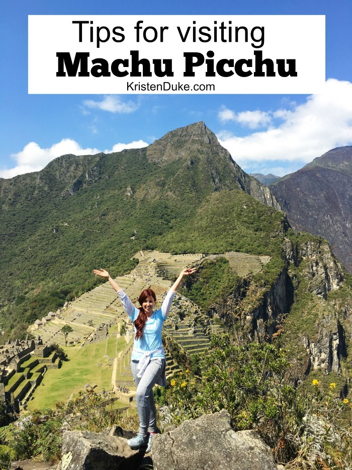 Tips to Plan a trip to Machu Picchu