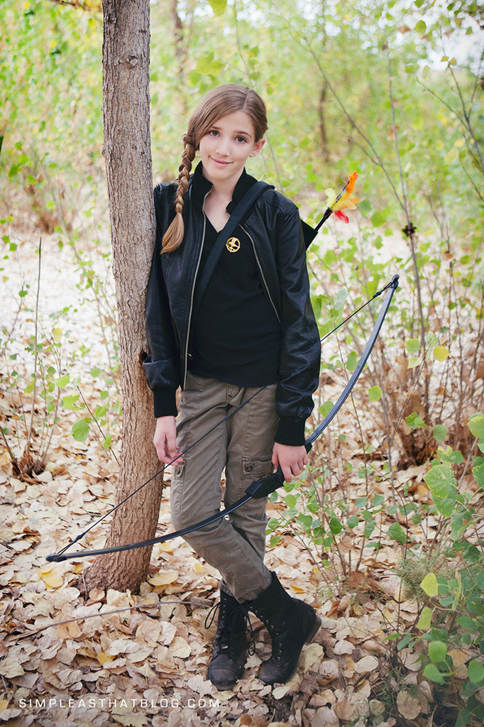 katniss everdeen costume for teen girls