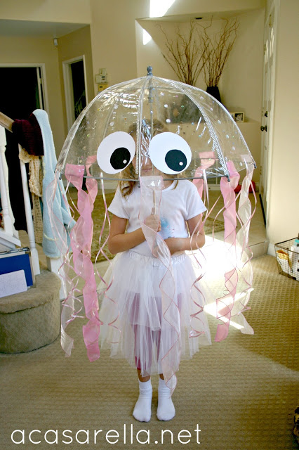 jelly fish costume for teen girls
