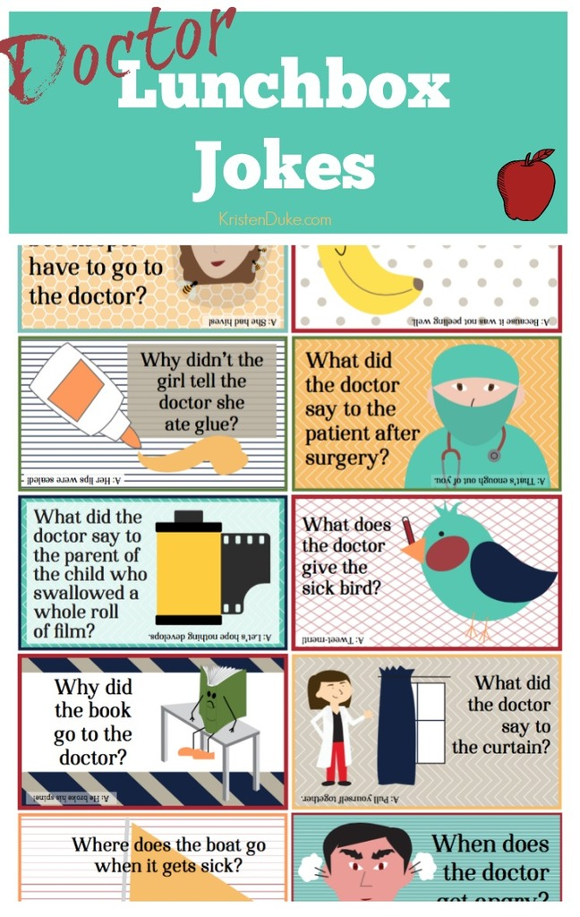 Doctor Jokes for kids