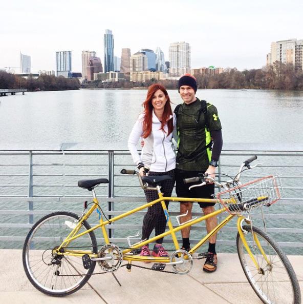 tandem bike ride date