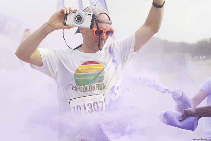 the color run pictures