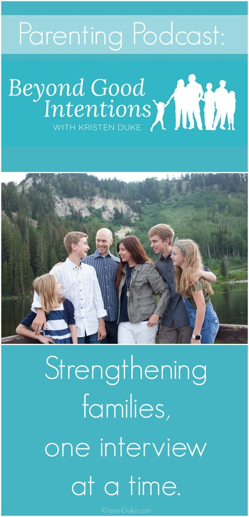 Strengthening families Beyond Good Intentions