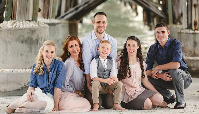 Parenting with Cancer and Stage 4 Melanoma