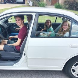Helping your Teen Buy a Car