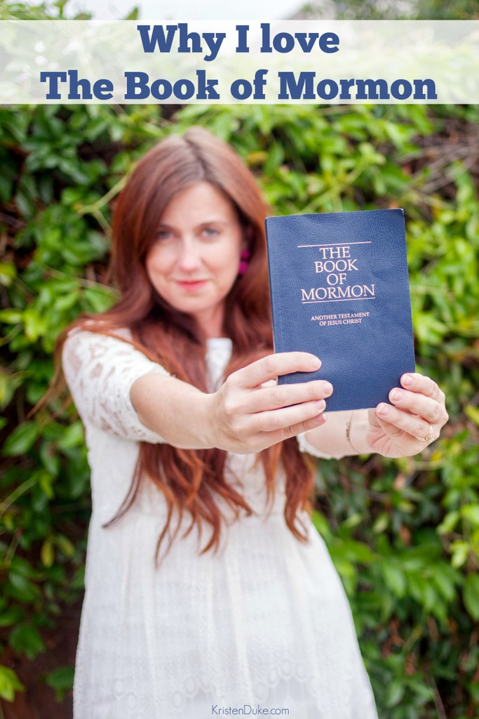 Why I love The Book of Mormon