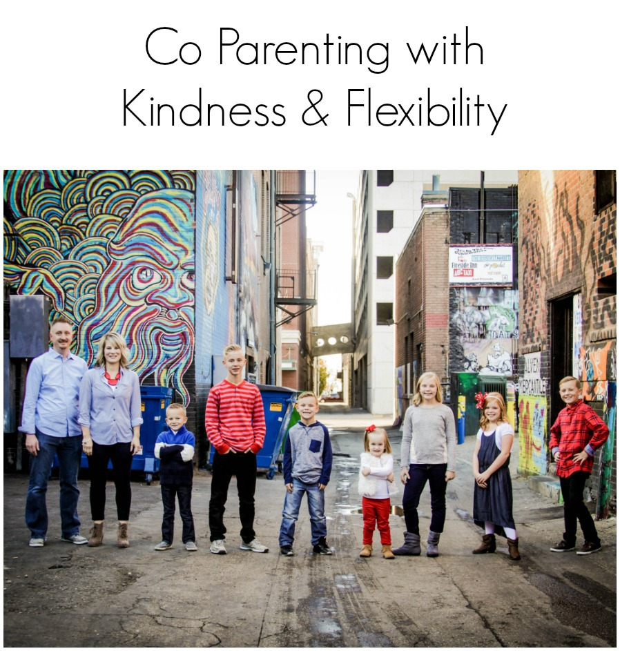 Co Parenting with Kindness and Flexibility