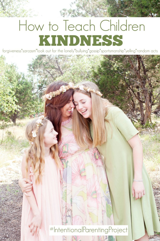 Teaching Kindness