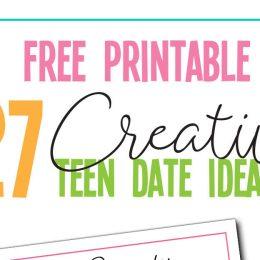 Creative Date Ideas for Teens