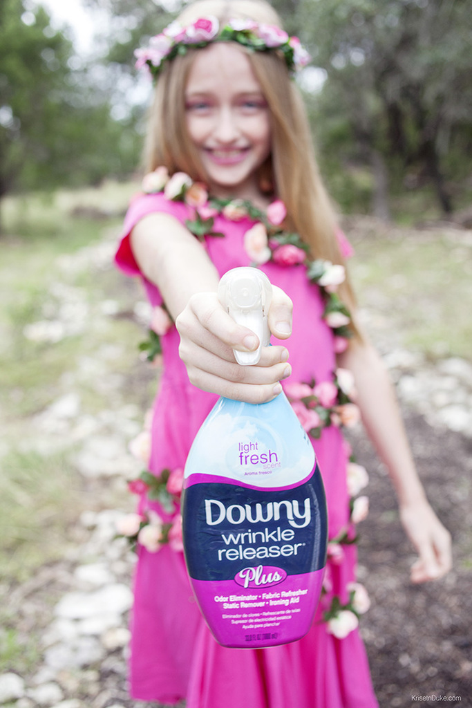 Downy wrinkle releaser plus 2
