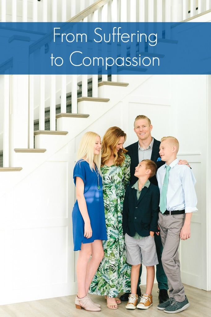 Suffering to Compassion