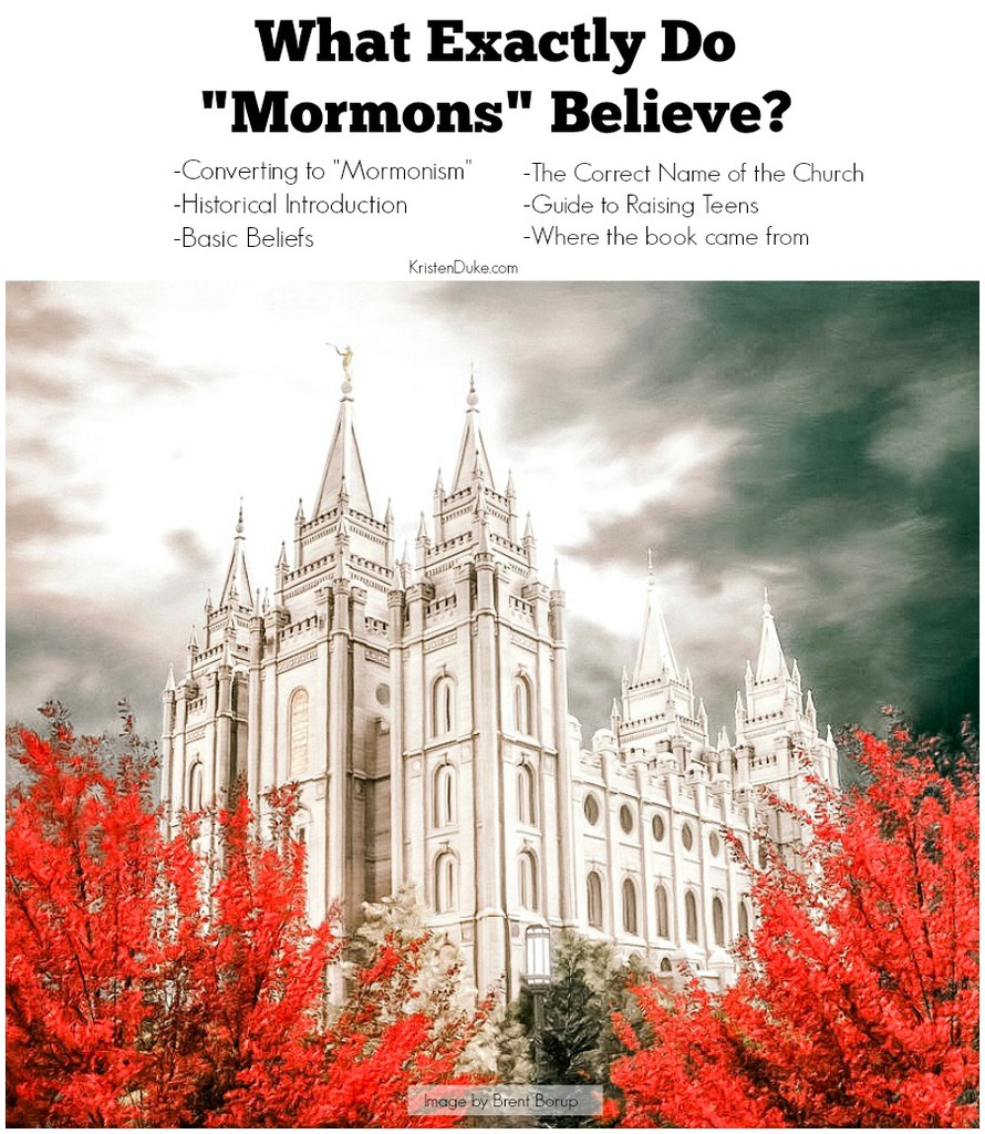 Converting to Mormonism