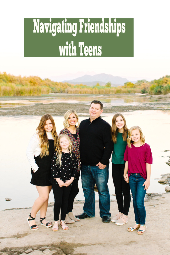 Navigating Friendships and Teens