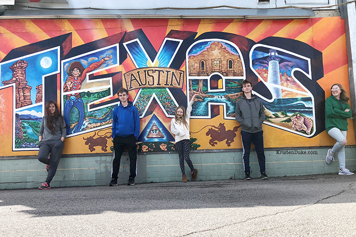 Murals Austin Texas
