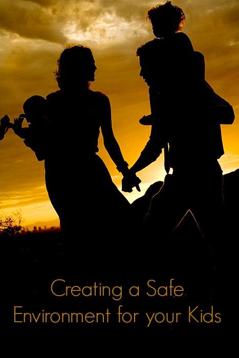 Providing safe environment for kids