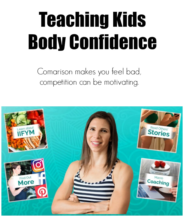 Teaching Kids Body Confidence