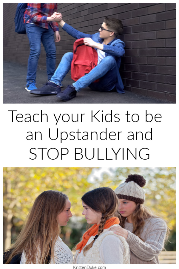 be an upstander