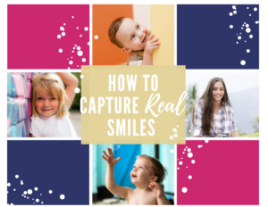 Tips for natural smiles