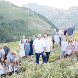 Family Reunion Photography Colorado