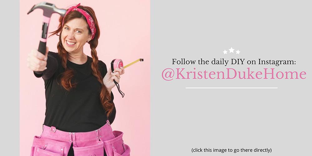 Kristen Duke Home Instagram